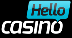 Hello Casino Welcome Bonus